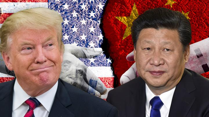 Trump hits back at China's Xi on 'very close' trade deal