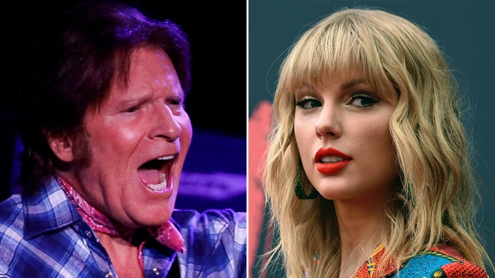 John Fogerty feels Taylor Swift's pain: Losing rights to their music leaves singers with 'nasty scar'
