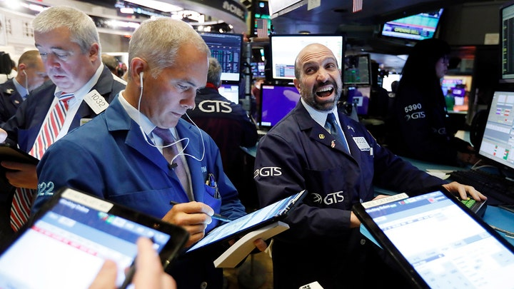 Dow, S&P 500 and Nasdaq ALL climb to record highs amid ongoing trade talks