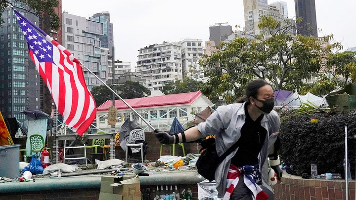 China vows retaliation after US Senate backs Hong Kong protesters