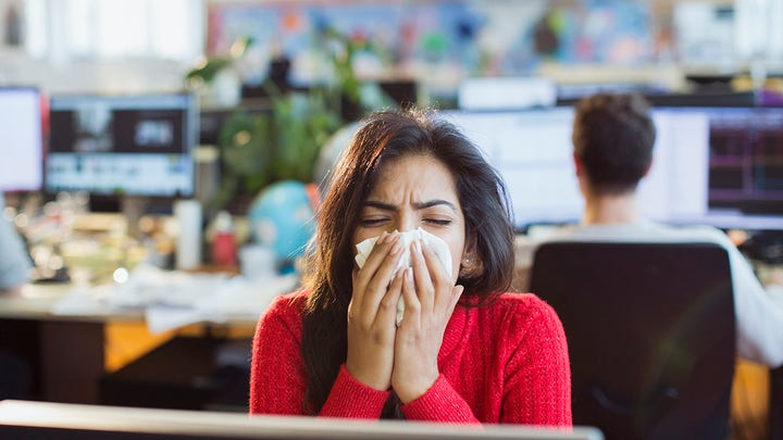 Americans feeling 'pressure' to work sick: New study