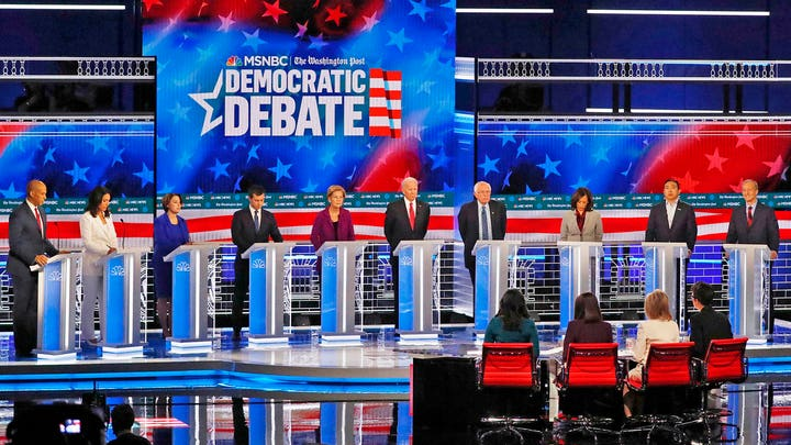 Union says it hopes to resolve dispute that could postpone Democratic debate