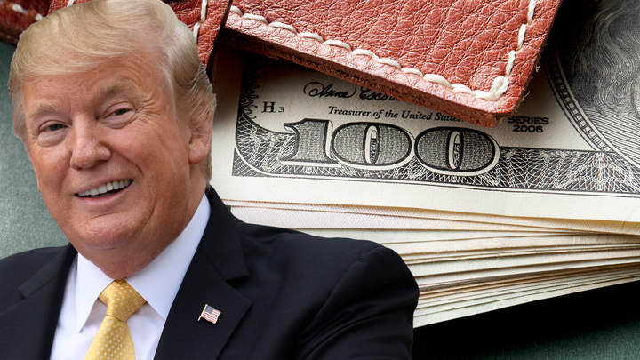 White House may slash taxes by this much in plan to be unveiled before 2020