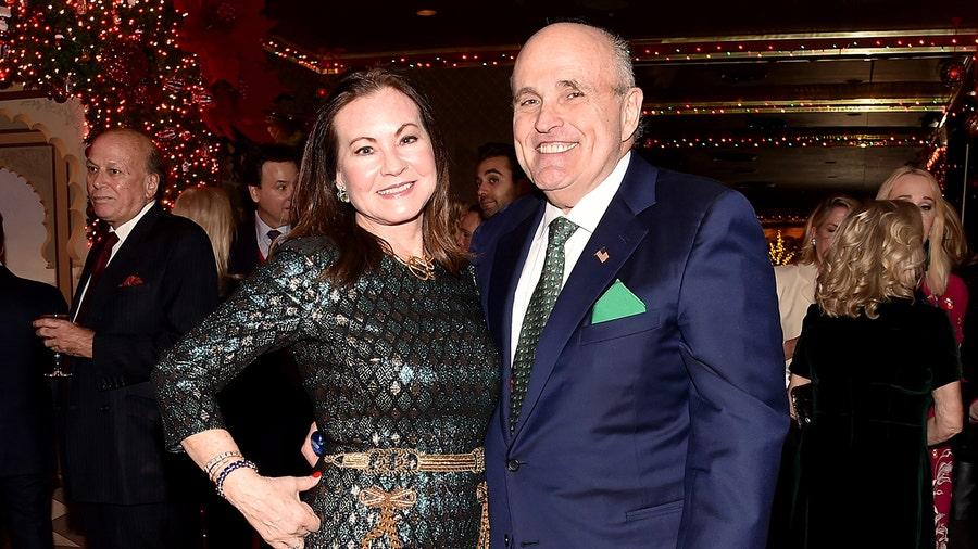 Rudy and Judith Giuliani finalize divorce