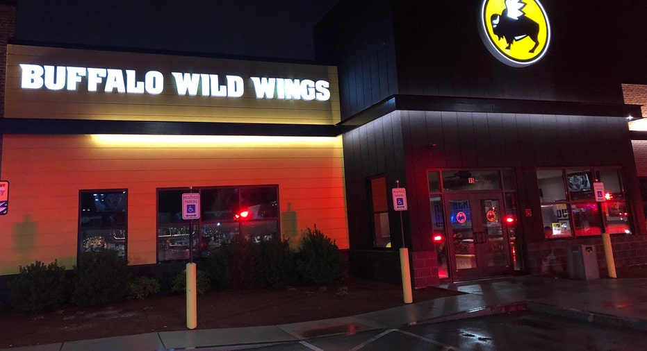 1 dead, 8 injured after chemical incident at Buffalo Wild Wings