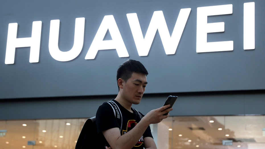 Huawei's Temperature-Taking Phone Release Anticipates Future Waves of COVID-19