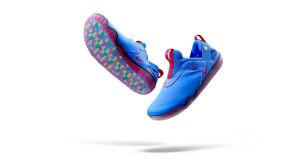 Nike says it designed shoe specifically for health care