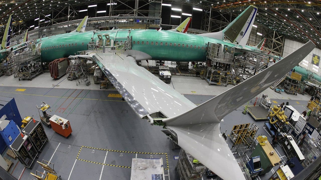 Boeing heads to court amid fight over release of 737 MAX documents