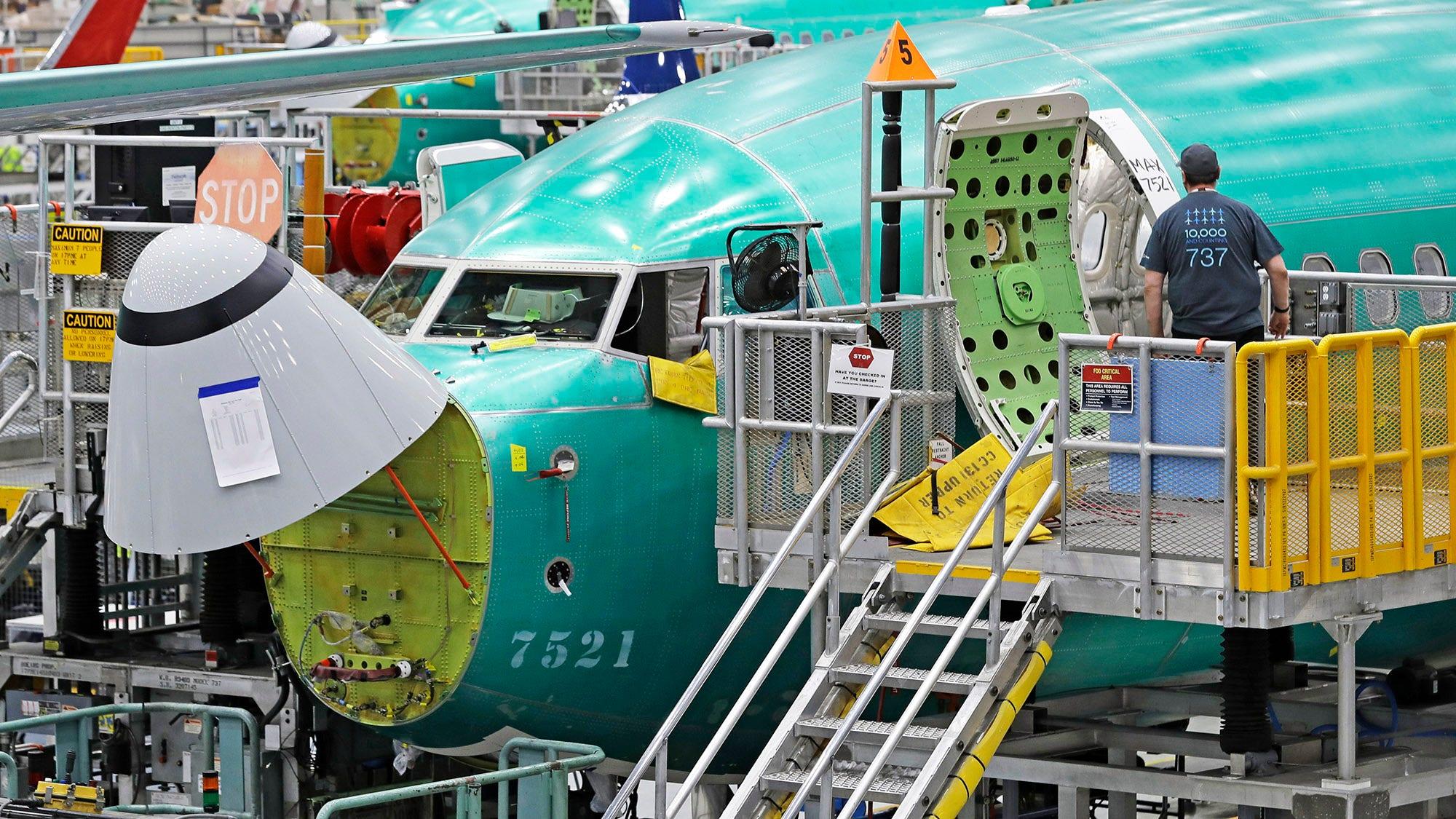 Boeing confirms SEC investigating disclosures around 737 Max