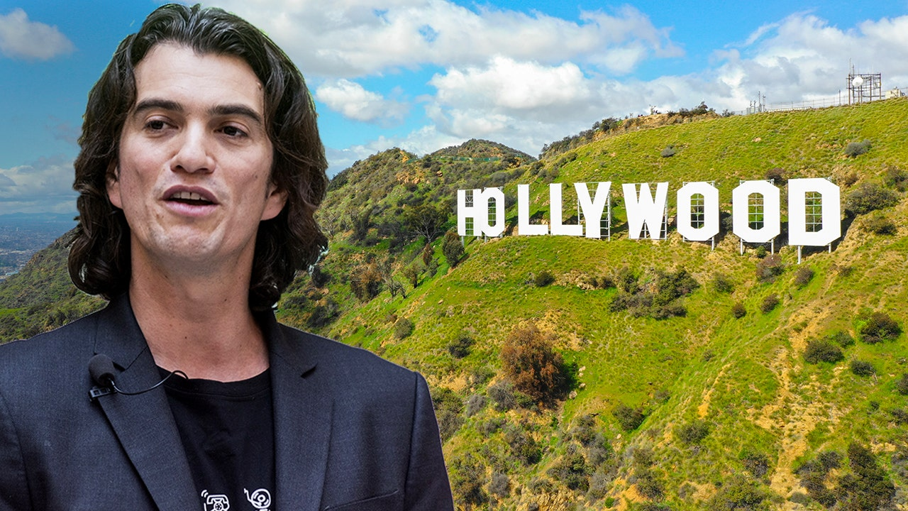 WeWork gets Hollywood treatment - Fox Business
