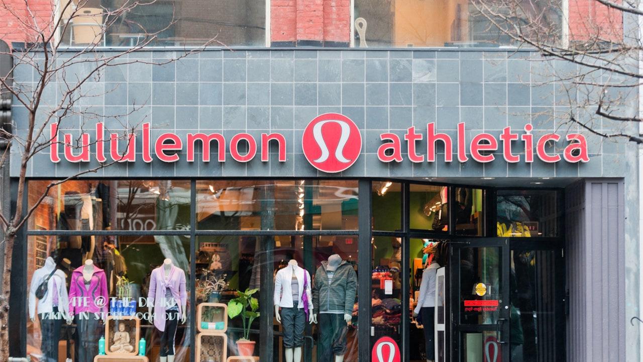 Lululemon launching resale program taking back lightly worn clothing