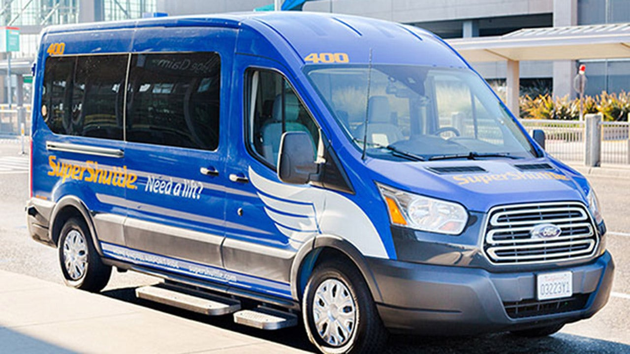 Airport Van Service Supershuttle Going Out Of Business Fox Business