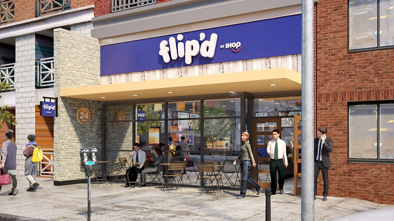 IHOP debuts Flipd, a fast-casual concept for breakfast...