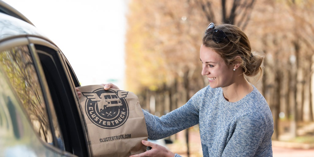 Kroger partners with delivery restaurant ClusterTruck to compete with Grubhub, Postmates
