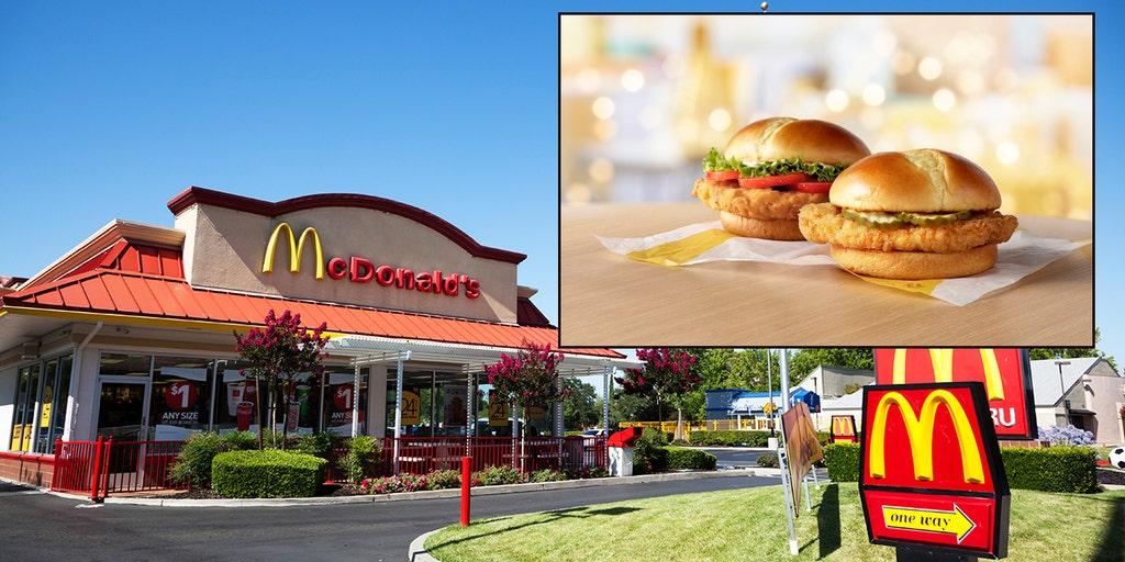 McDonald's chicken sandwich 'big US hit' rivaling Popeyes, Chick-fil-A, KFC