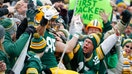 Green Bay Packers offer hot drinks to tackle freezing temperatures