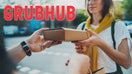 Grubhub may sell itself as online delivery competition heats up