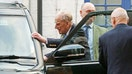 UK's Prince Philip leaves hospital in time for Christmas