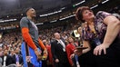 Banned Utah Jazz fan Shane Keisel's lawsuit is 'meritless,' Russell Westbrook's camp says