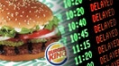 Burger King offering Impossible Whoppers to delayed travelers