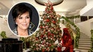 Celebrity homes decorated for the holidays can cost more than $100K