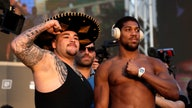 'Sportswashing' fears dog Ruiz-Joshua heavyweight fight in Saudi Arabia