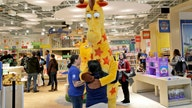 Toys-R-Us' relaunch bets big on 'experimental' new style of store