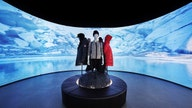 Canada Goose sending shoppers into snow-filled Arctic chamber