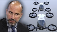 Uber CEO reveals when flying cars will take off, previews 'Uber Air'