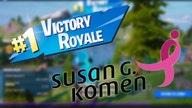 'Fortnite,' Susan G. Komen team up to fight breast cancer