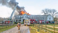 Hearst heiress' $4M Hamptons home destroyed in massive fire