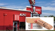 KFC selling fire log that makes your house smell like fried chicken