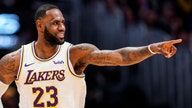 LeBron James slammed as disrespectful after stepping onto court during game without sneakers
