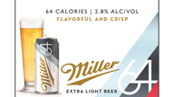 Miller64 joins Dry January with a beer-like twist