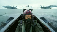 Tom Cruise was only 'Top Gun' actor who could handle g-force: report