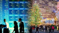 Christmas comes early on Wall Street: Dow, S&P 500, Nasdaq notch records