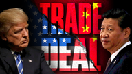 Trump announces update on status of the US-China trade deal