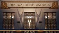 NYC's Waldorf Astoria condo sales begin in renovated historic hotel