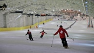 New Jersey mall opens indoor ski slope, the first of its kind in North America