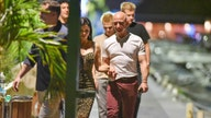Jeff Bezos, nerd no more, hunks around in St. Barths
