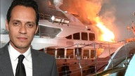 Marc Anthony's $7M yacht destroyed in fire