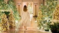 PHOTOS: What it takes to deck the halls for Christmas at the White House