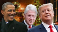 Where the presidents have spent Christmas