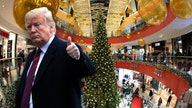 Trump's economy has US consumers brimming with cheer amid global gloom