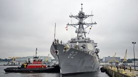 Navy considers shipbuilding cuts for upcoming budget