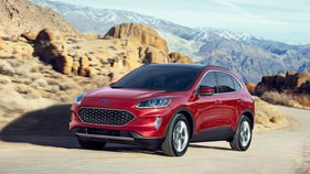 Edmunds lists the most fuel-efficient SUVs in America