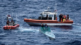 Coast Guard seizes $312M of Cocaine from smugglers near San Diego