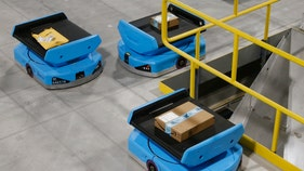 Amazon employees struggle with 'nerve-racking' robot co-workers