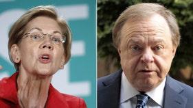 Oil billionaire erupts on Elizabeth Warren over 'low energy' stance