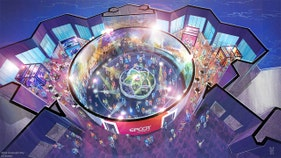 Disney's Epcot Center gets makeover in large transformation